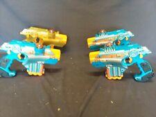 4 - lazer tag guns