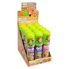 12 Cut the Rope Candy Om Nom Prize N Pop 12 lollipops Eraser Best By 8-17