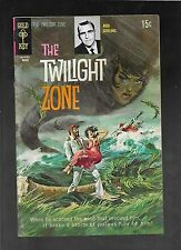 Rod Serling The Twilight Zone 32 1970 fine - very fine Free ship Usa