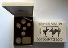 2004 Australian Wedding Coin Collection Set LOT 1