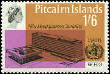 Pitcairn Islands #63 Mint Never Hinged