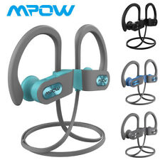 Mpow Wireless Bluetooth Sports Headphones HIGH BASS STEREO HIFI In-ear Headsets