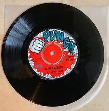 The Upsetters Clint Eastwood Reggae single