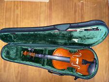 Geige für Kinder, Anfänger, gebraucht, mit Violincase