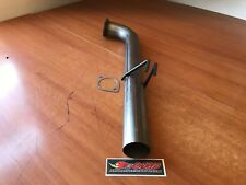 COMMODORE VE OMEGA 2.5 INCH STAINLESS STEEL PERFORMANCE SPORTS PIPE