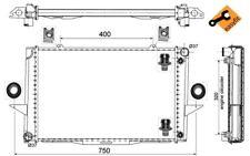 NRF Radiador, refrigeración del motor VOLVO 850 C70 V70 S70 529509