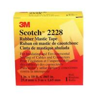 3M Rubber Mastic Tape, 1-In. x 10-Ft.