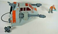STAR WARS Hasbro Fighter C-082A LFL 2009 with figure