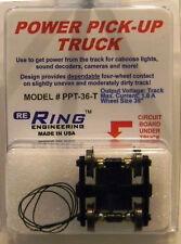 "NIB HO Ring Engineering PPT-36-T Power Pickup Truck w/36"" Wheels"