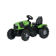 Rolly Toys Deutz Fahr 5120 Trettraktor GIOCATTOLI aufsitztraktor