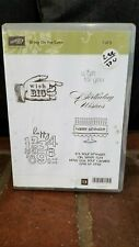 Stampin' Up Sets Please See Listing Z23