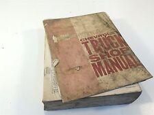 1963 Chevrolet Truck Shop Manual OEM Original