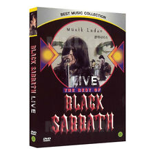BLACK SABBATH - The Best of Musik Laden Live (1999) / DVD - (*New *All Region)