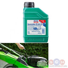 3 X 600ml LIQUI MOLY Rasenmäher Öl SAE 30 4-Takt Motoröl API-SG Neu&Ovp QQ4