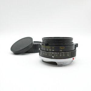 Für Leica M Leitz Wetzlar Summicron 1:2/35 Objektiv lens