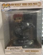 Funko Harry Potter Ron Weasley Riding Chess Piece Pop #82