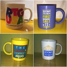 Bundle of Rooms-To-Go Furniture Coffee Mugs - The Smart Shopper's Mug