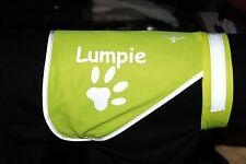 Hundewarnweste Warnweste für Hunde Mantrailing mit Namen bedrucken