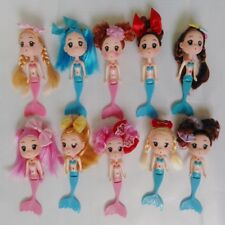 Different Gift Girl's Mini Doll Mermaid Ddung