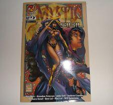 Crossgen Comics MYSTIC & SIGIL Numero 1 Lexy Produzioni