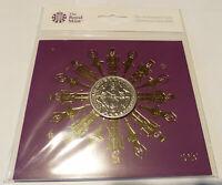 2018 Royal Mint UK Christmas Nutcracker £5 Five Pound Brilliant Unc Coin Pack