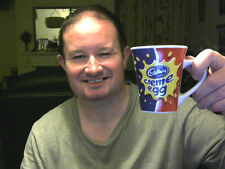 CADBURY CREME EGG  MUG PERFECT EASTER  GIFT! FREE UK POST