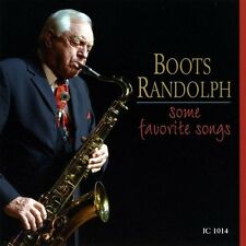 Boots Randolph - Some Favorite Songs [New CD]