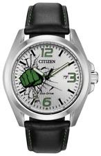Citizen Hulk Marvel AW1431-24W Eco Drive Men Watch Original Limited Edition