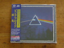 Pink Floyd: Dark Side of the Moon Japan SACD CD TOGP-15001 Mint (roger waters Q