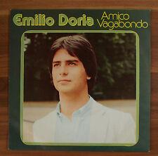 """Single 7"""" Vinyl Emilio Doria - Amico Vagabondo"""