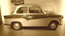 Zierleisten Satz für Trabant 500 P50/1 GESCHWUNGENE Ausf. Alu NEU inkl Schrauben