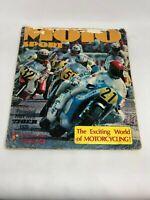 Panini Moto Sport 1979 Sticker Album Complete Stickers Rare Vintage Motogp