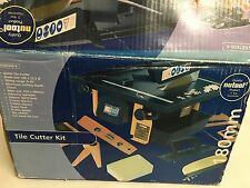 """""""NUTOOL""""TILE CUTTER MACHINE-ELECTRIC-CUTTING LENGHT 18mm-220mm-NXBT 600-KC"""