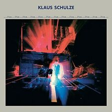 KLAUS SCHULZE - LIVE 2 CD NEW+
