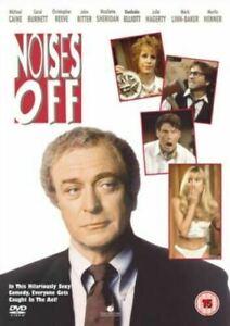 NOISES OFF (1985) Region 4 [DVD] Michael Caine