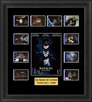 Batman Returns (1992) 35mm Film Cells Movie Cell Filmcells Presentation