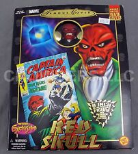 """Marvel RED SKULL 8"""" Ultra Poseable Figure Famous Cover Series Previews Exclusive"""