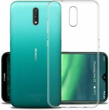 For Nokia 2.3 Case Clear Silicone Ultra Slim Gel Cover