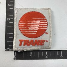 Vintage Trane Advertising Patch (Hvac Heating Cooling Ac Air Conditioners) 00Mn