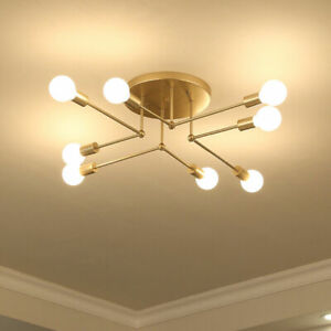 Modern Ceiling Lamp Fixtures Bedroom Ceiling Light LED Lighting Fixtures Rooms
