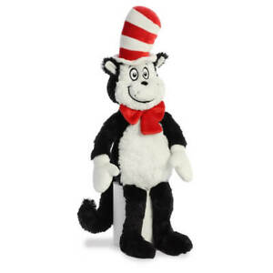 """dr Seuss cat in the hat 20""""  & 18"""" plush you choose your plush"""