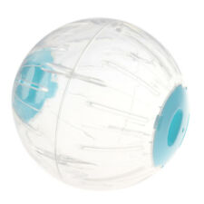 Plastic Pet Hamster Runing Ball Toy Exercise Jogging Toys Random L