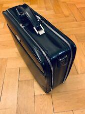 MONTBLANC Leder Tasche Aktentasche Laptop Reisetasche 39 x 30 CM NP:1490€ -2997