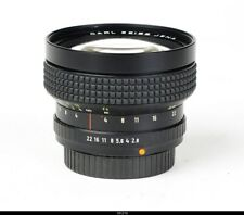 Lens Zeiss Black Auto Prakticar 2,8/20mm  MC for Prakica BCM Mint