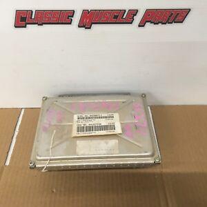 00 Chevrolet Camaro Pontiac Sunfire Firebird Engine Control Computer 9380717 8