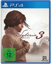 Syberia 3 (Sony PlayStation 4, 2017)