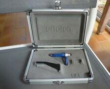 Coffret Concorde  Ortofon DJ S ~ cellule + diamant + brosse
