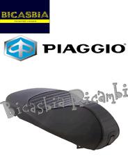 1B004476000C2 PIAGGIO ORIGINAL ASIENTO STEPHANIE NEGRO VESPA 125 150 SPRINT 3V