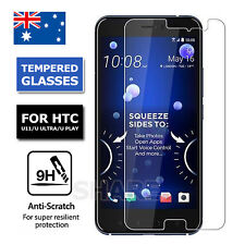 Premium Tempered Glass Screen Protector Film Guard For HTC U Ultra U Play U11