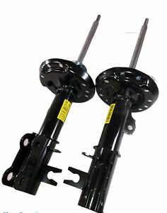 NEW OEM 12-14 CHEVY SONIC FRONT LH/RH SHOCK ABSORBER 95917162/95917163 (SET OF2)